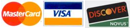 Richardson – Master Card & Visa